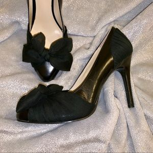 "NEW Nine West ""Resse"" 7.5 Pumps with Bows"